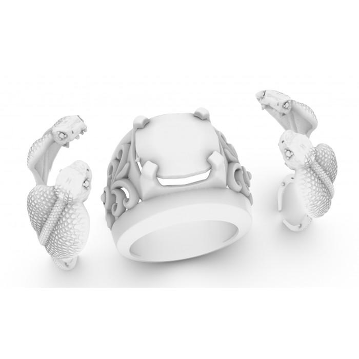кольцо 005 290