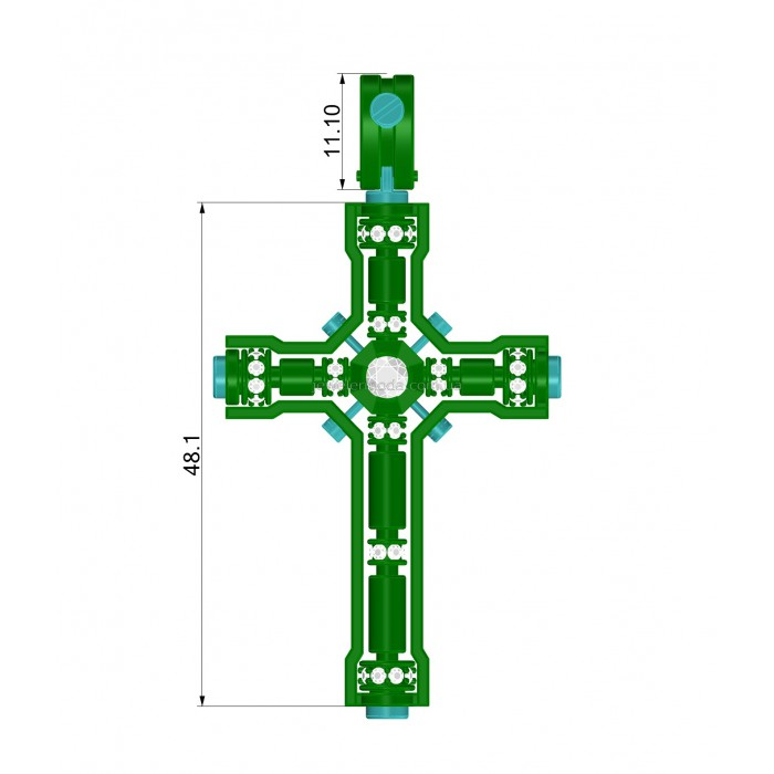 крест 001 477