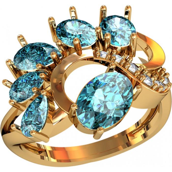 кольцо 113 070
