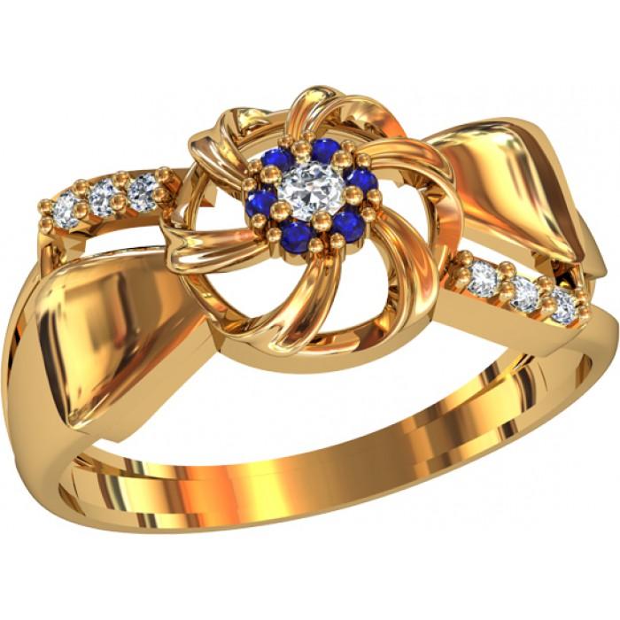 кольцо 112 580