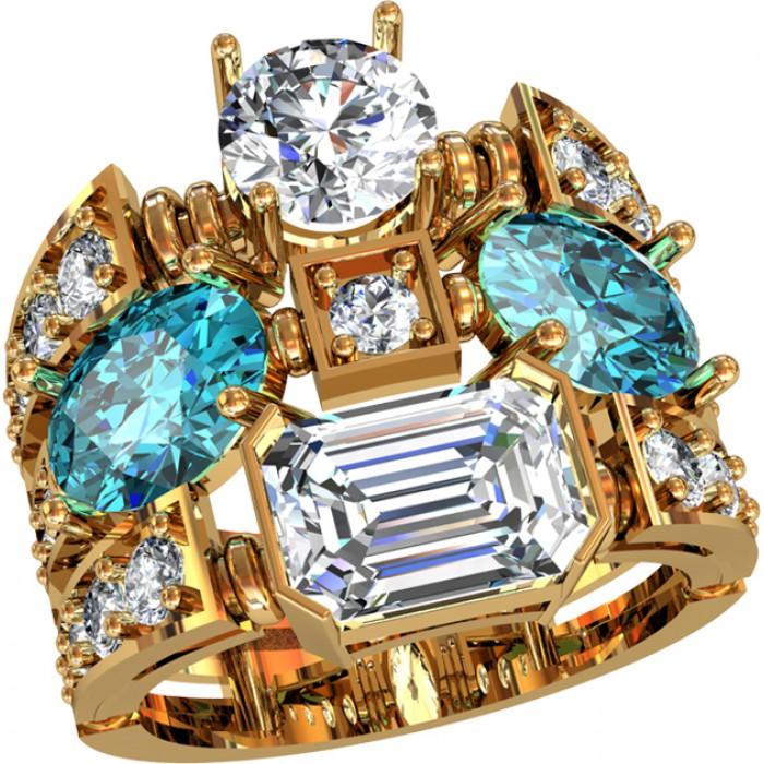 кольцо 112 710