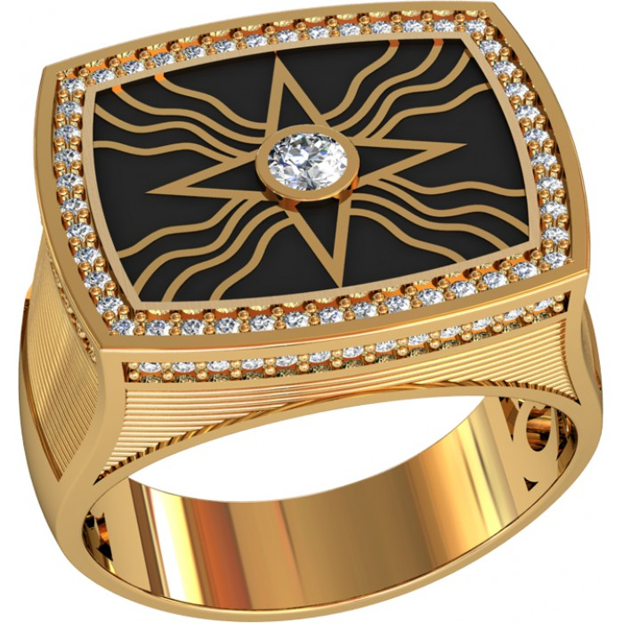 кольцо 007 810