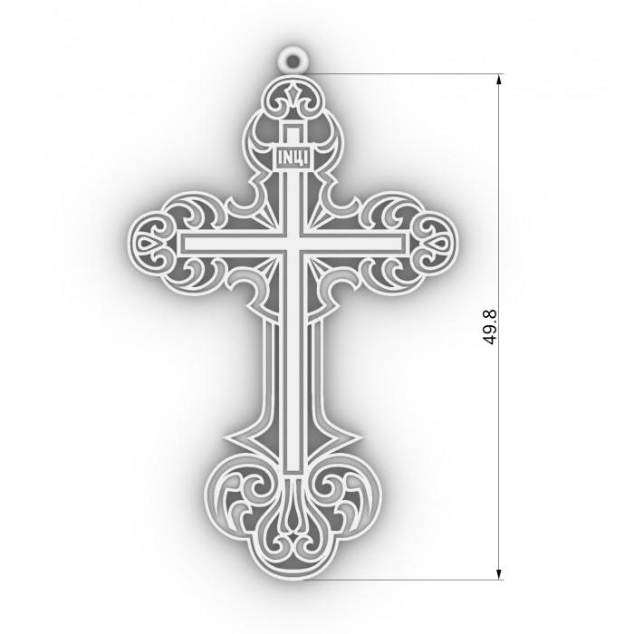 крест 901 677