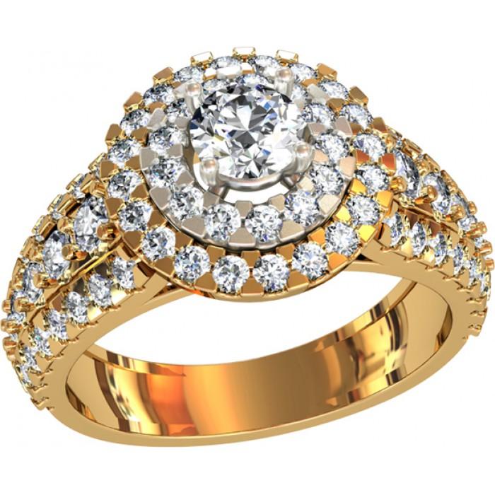 кольцо 004 580