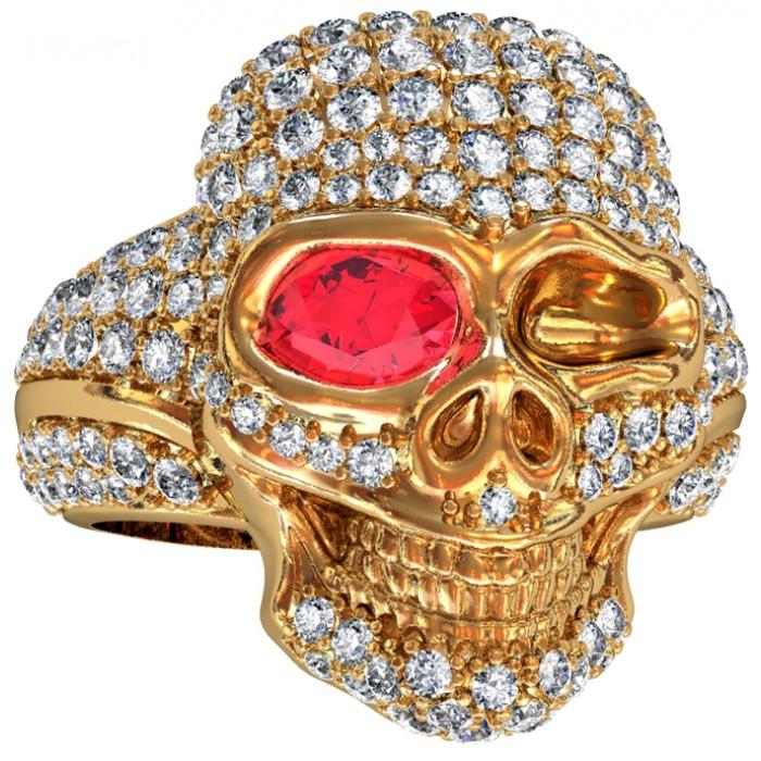 кольцо 007 950