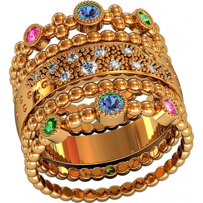 кольцо 003 710