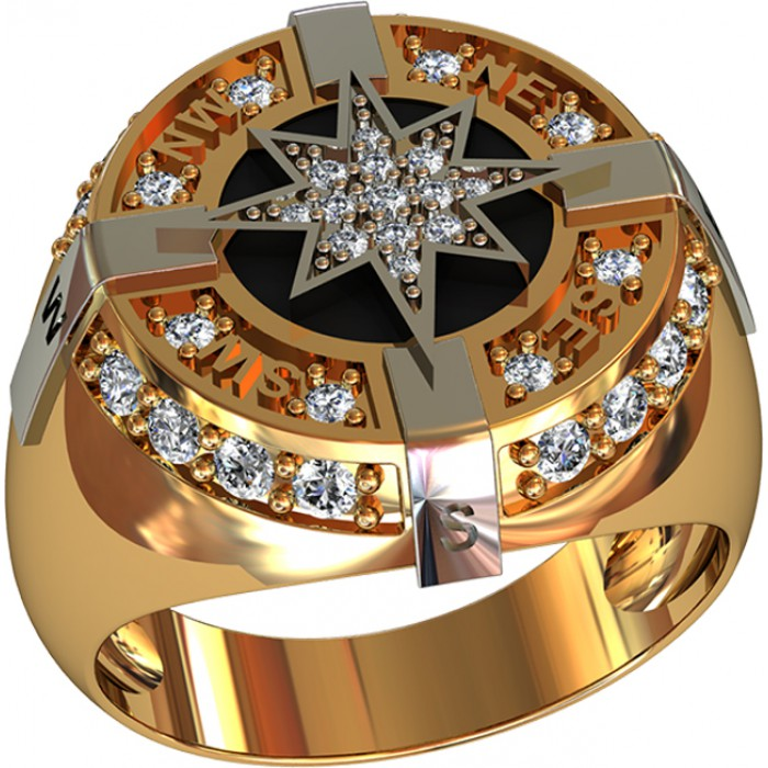 кольцо 007 550