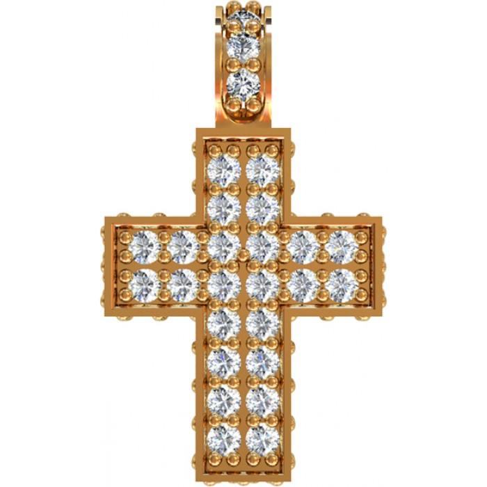 крест 000 907