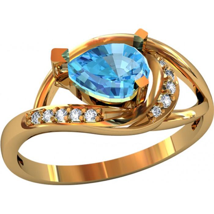 кольцо 111 750