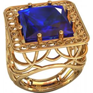 кольцо 007 440