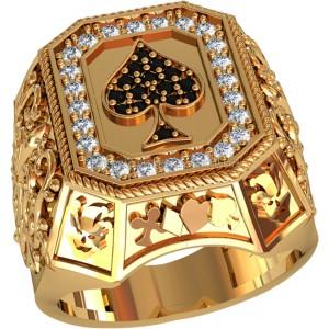 кольцо 007 700