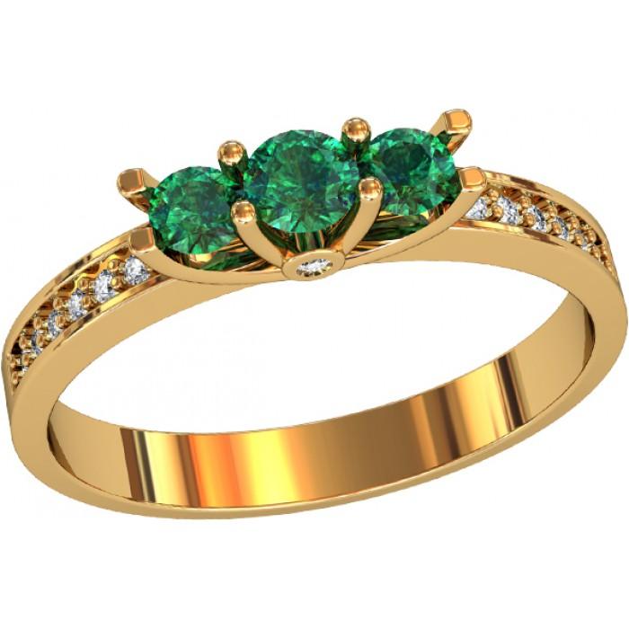 кольцо 004 840