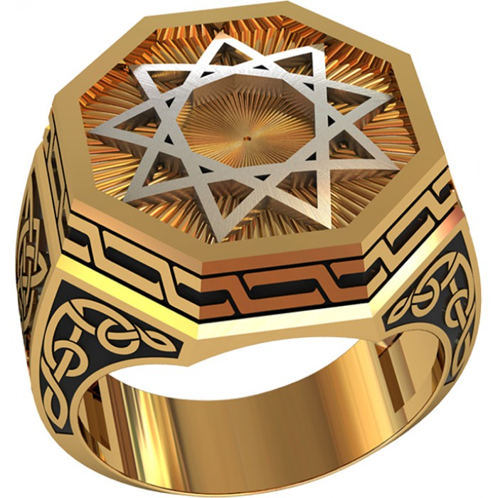 кольцо 007 560