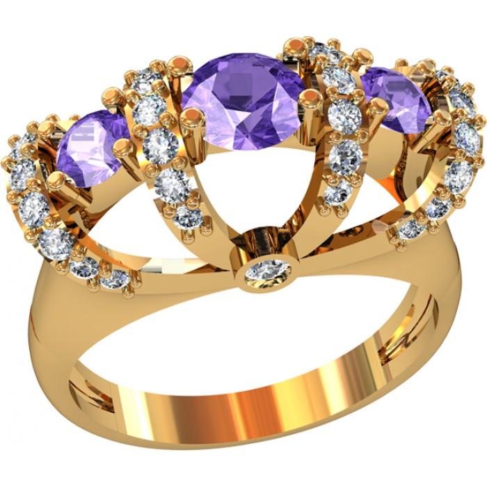 кольцо 112 010