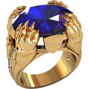 кольцо 007 490