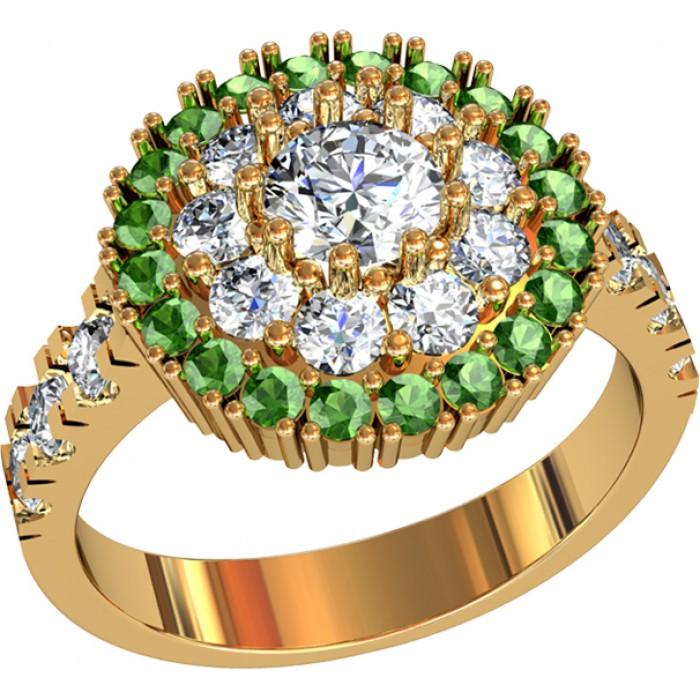 кольцо 004 000