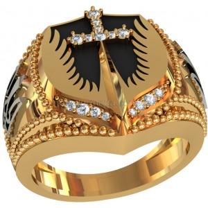 кольцо 007 730