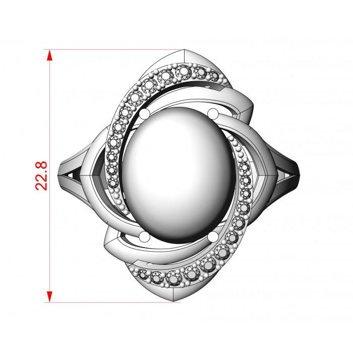 кольцо 005 280