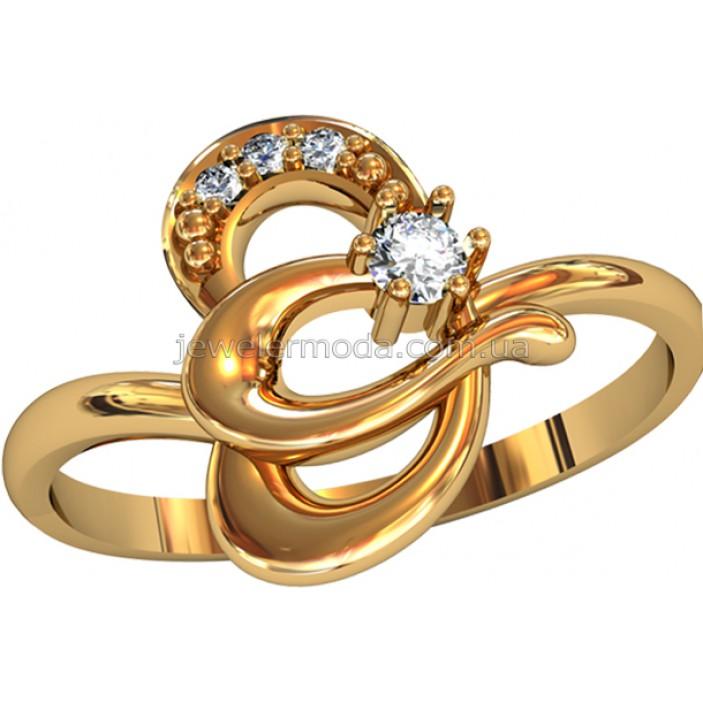 кольцо 002 030