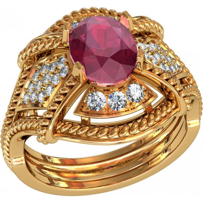 кольцо 214 230