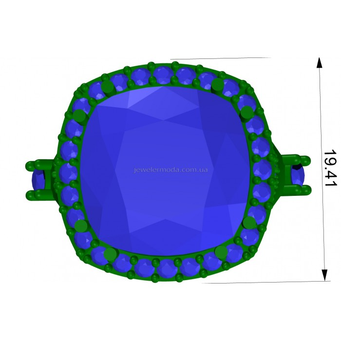 кольцо 112 450