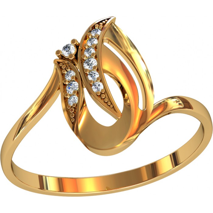 кольцо 004 750