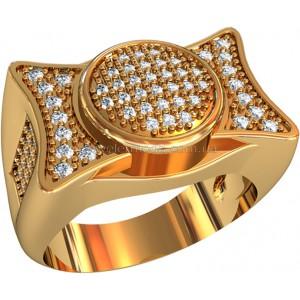 кольцо 007 320