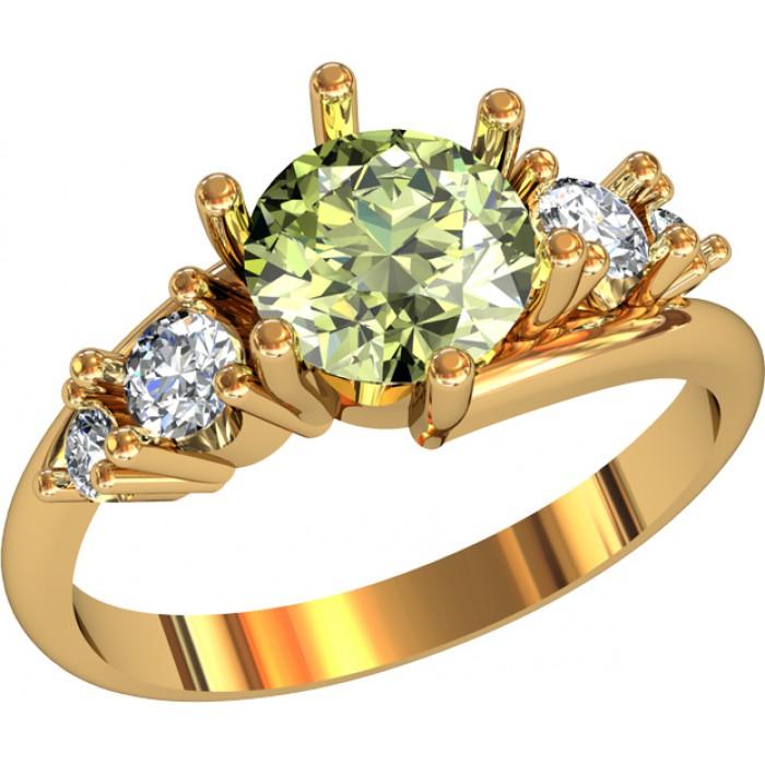 кольцо 004 890