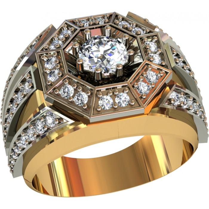 кольцо 007 820