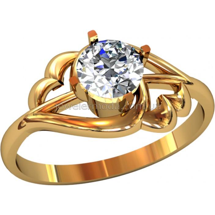кольцо 002 090