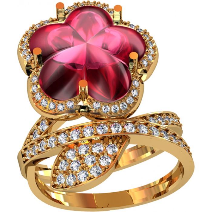 кольцо 005 190