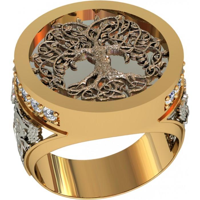 кольцо 007 800