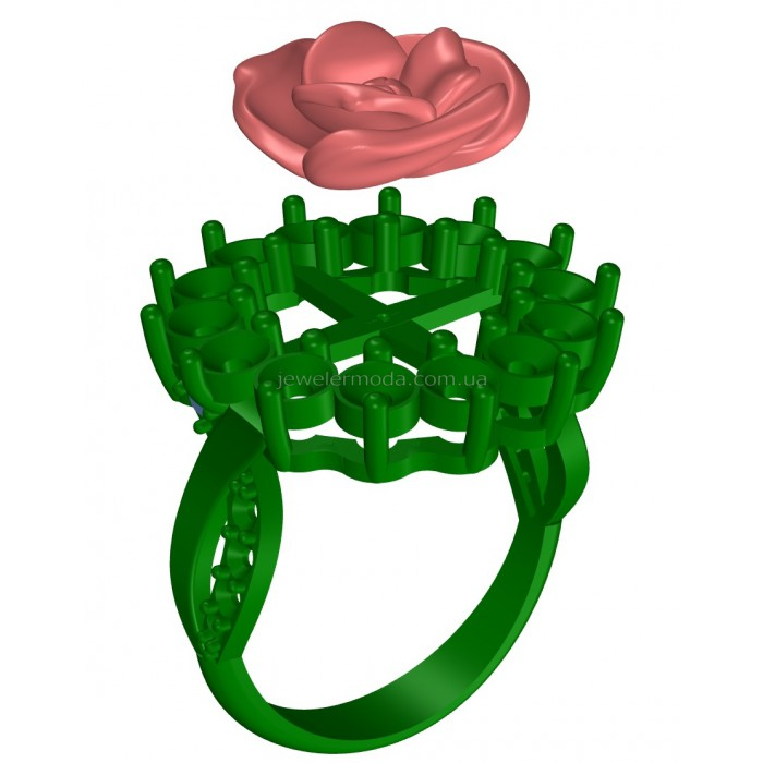 кольцо 112 460