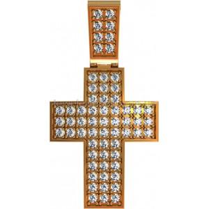 крест 411 740