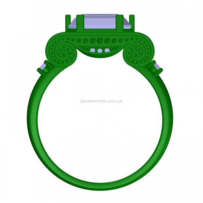 кольцо 007 510