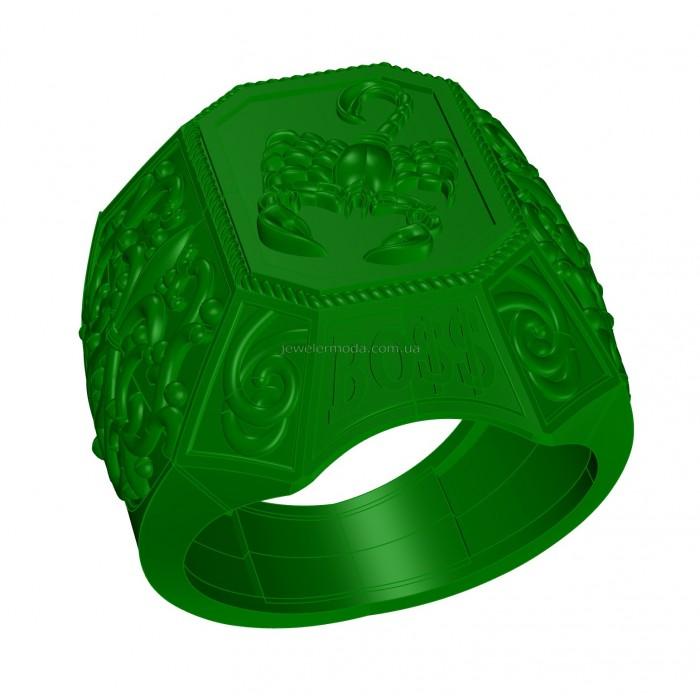 кольцо 007 770