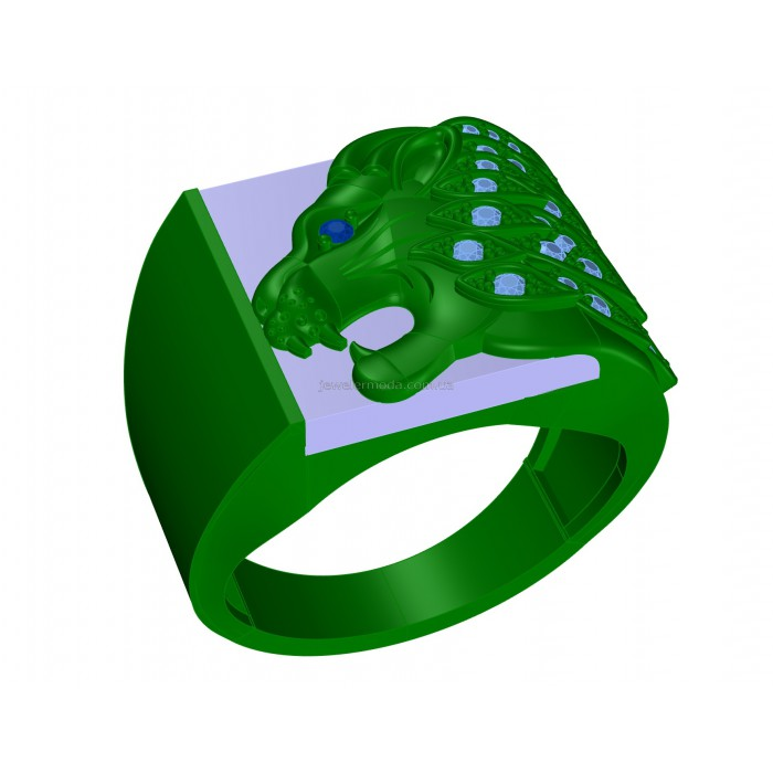кольцо 007 660