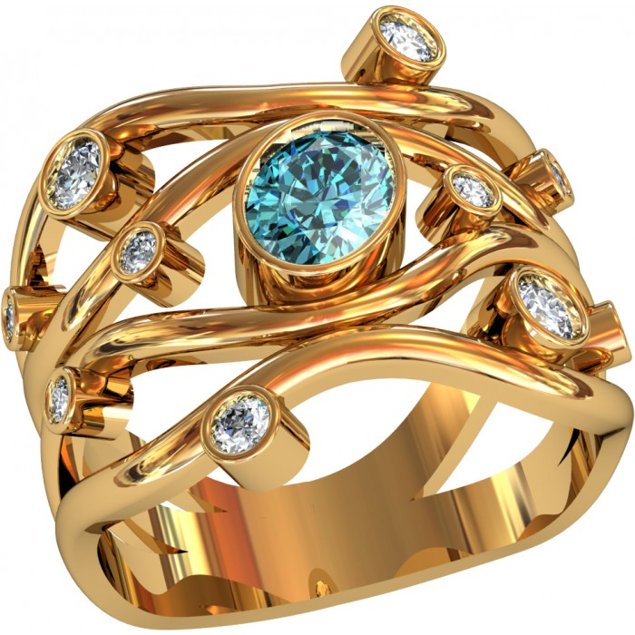 кольцо 900 290
