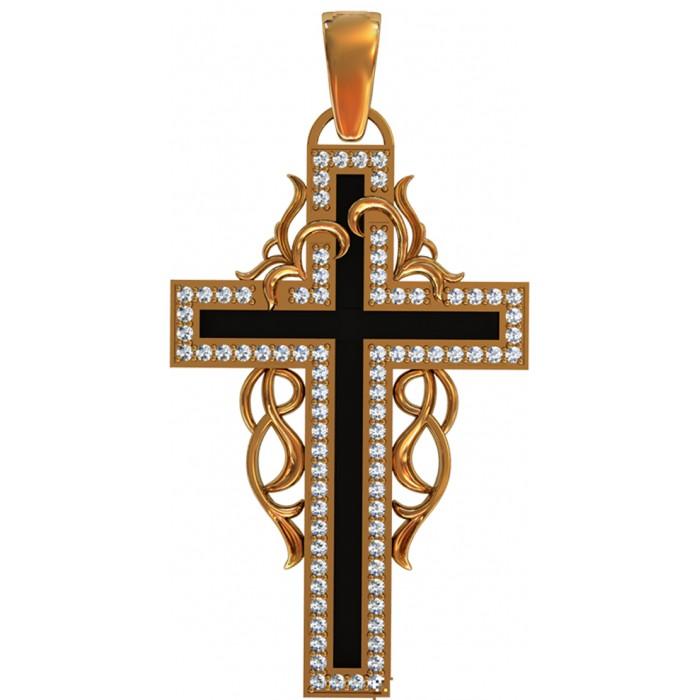 крест 411 360