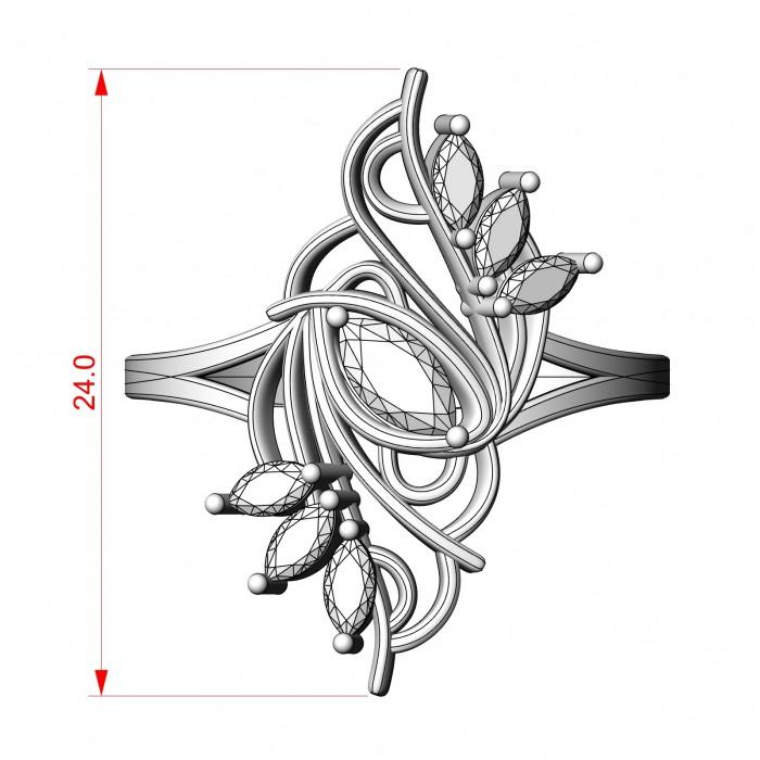 кольцо 004 960