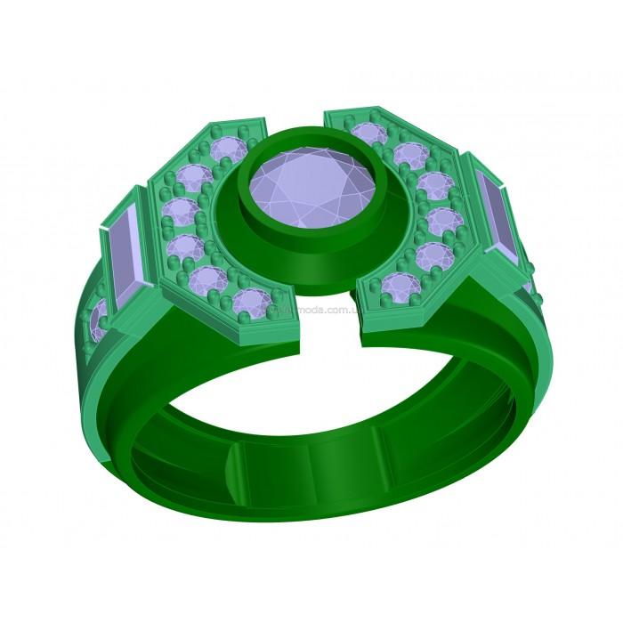 кольцо 007 780