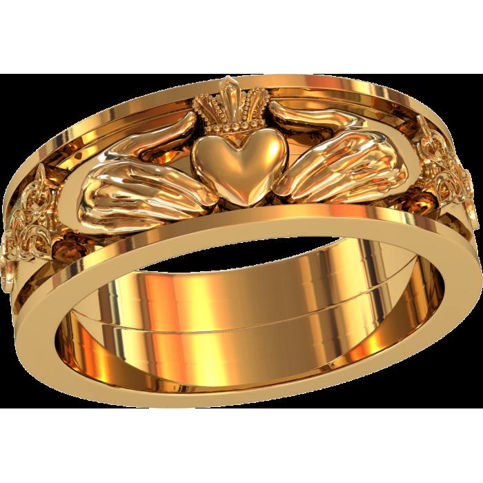 кольцо 900 350