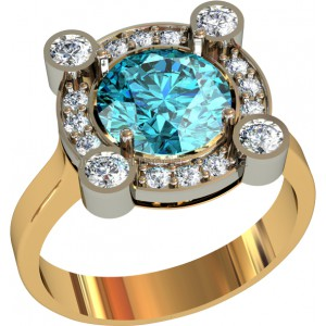 кольцо 005 270