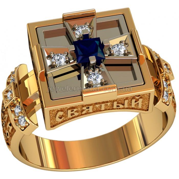 кольцо 007 830