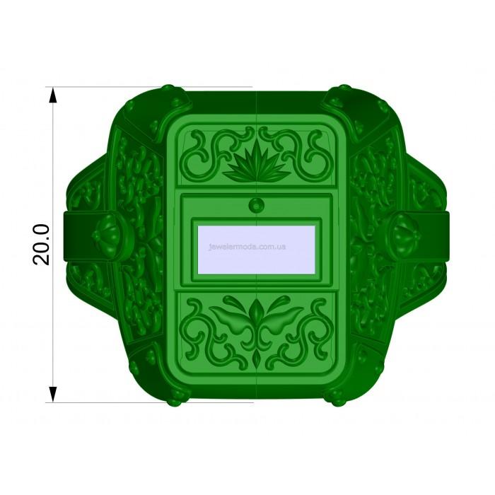кольцо 007 720