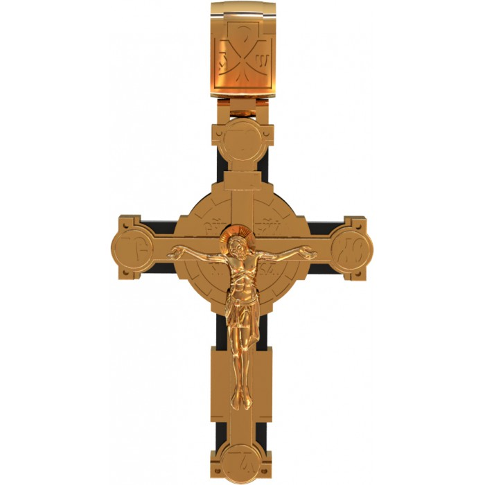 крест 650 100