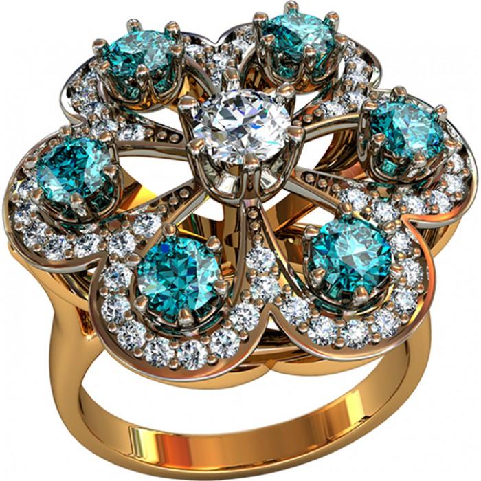 кольцо 003 610