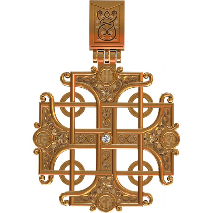 крест 411 630