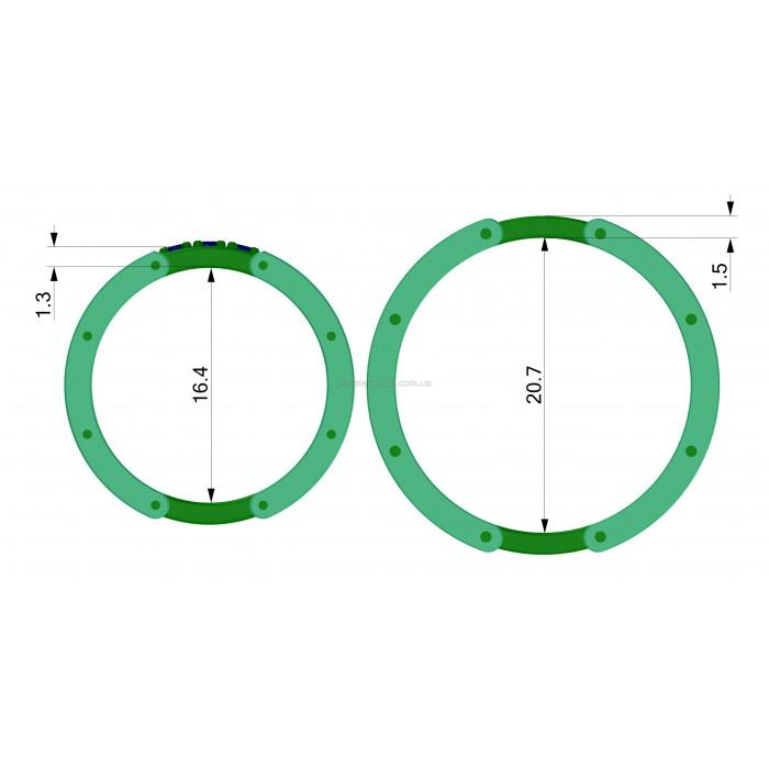 кольцо 801 420