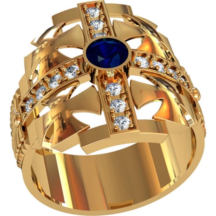кольцо 007 670